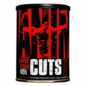 Animal Cuts Fat burner