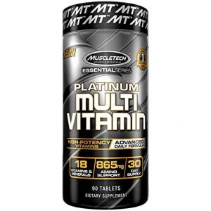 MuscleTech Advanced Daily Multivitamin