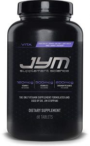 JYM Supplement Science, VITA JYM