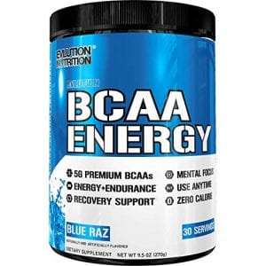 BCAA Energy Evlution