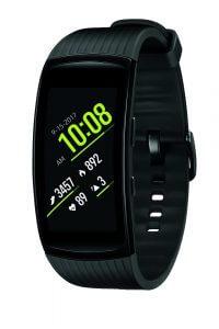 Samsung Gear Fit 2 Pro workout tracker