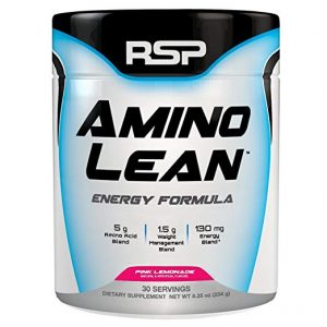 Amino Lean post workout supplement