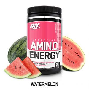 AmiN.O post workout supplement