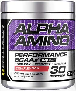 alpha amino post workout supplement