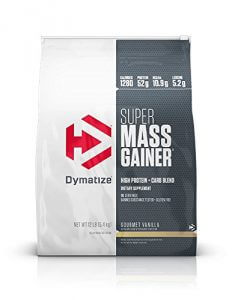 best mass gainer