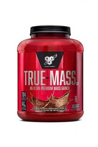 on serious mass gainer side effects
