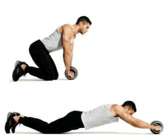 ab exercises at home