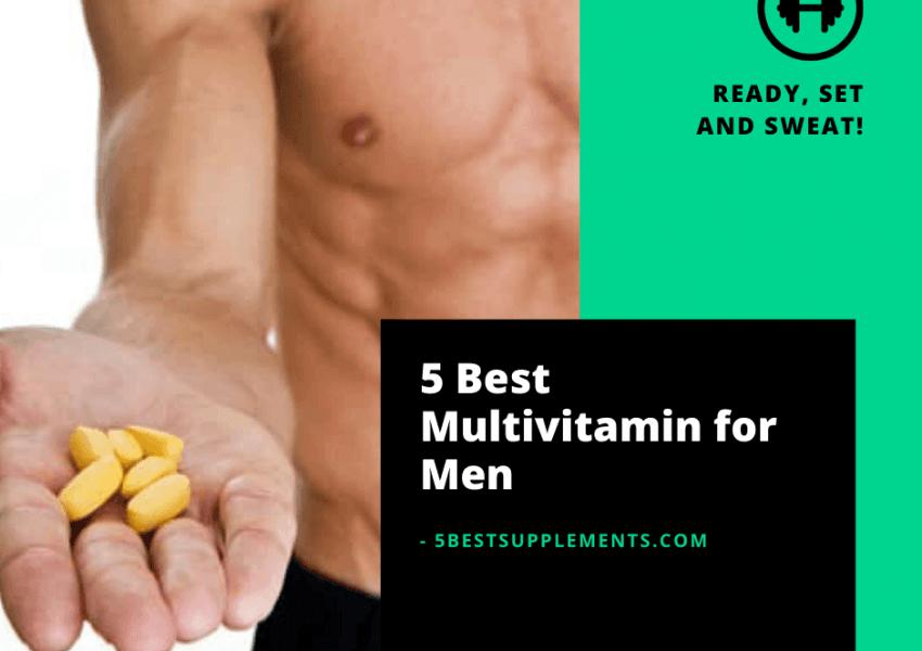 Best Multivitamin for Men