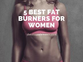 best fat burners for women