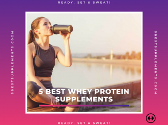 best whey protein supplements